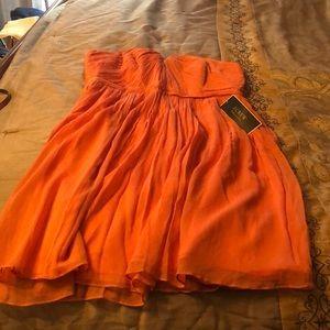 J. crew, Coral dress size 16